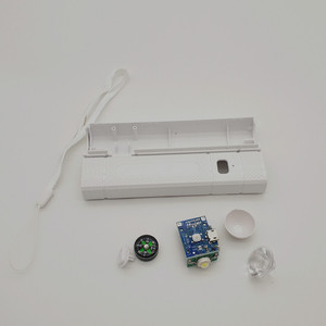 Image 5 - パワーバンク diy 1 18650 バッテリー led 懐中電灯コンパス usb の充電器電話 usb ガジェット
