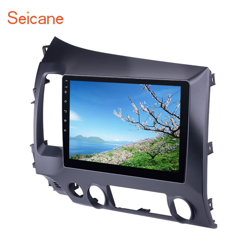 Seicane 2DIN 10 1 Android 8 1 GPS Navigation Radio with FM WIFI For 2006 2007