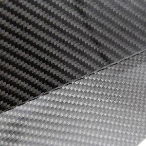 Image 5 - 6 قطعة سيارة الكربون الألياف نافذة B عمود صب ديكور غطاء تقليم لمرسيدس بنز GLA الدرجة 2013 2014 2015 2016 2017 2018