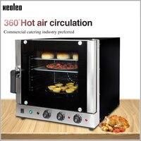 XEOLEO конвекционная печь Turbo baker духовка новая машина для выпечки Коммерческая Автоматическая умная Вертикальная электрическая духовка 4500 Вт
