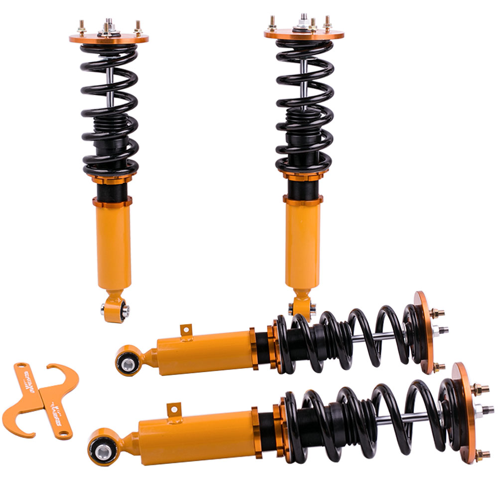 Coilover Shock Suspension Coilovers For Toyota Supra JZA70 1990 1993 MA70 GA70 86 93 7M GE Shocks Absorber Struts Coil Spring