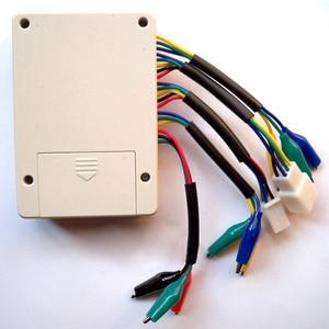 Image 5 - 24 V/36 V/48 V/60 V/72 V Electro Auto E bike Roller bürstenlosen Motor Controller Tester