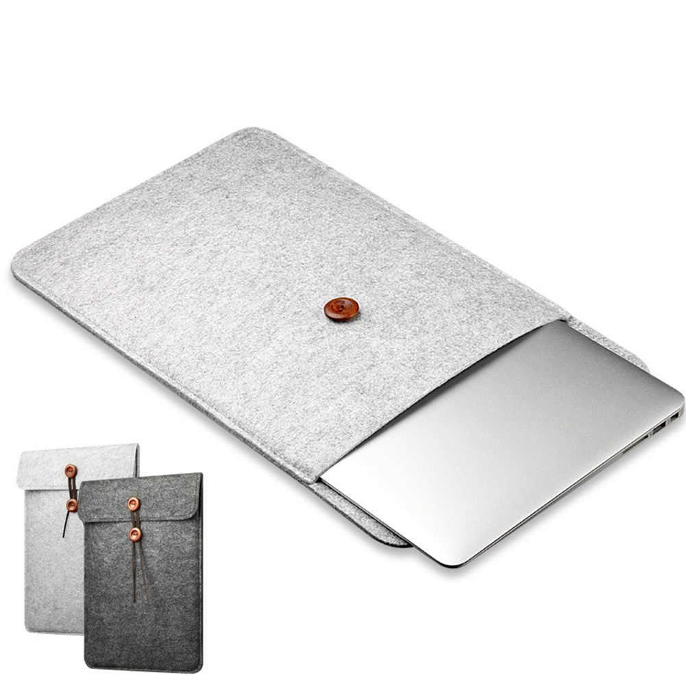 En gros nouveau sac à manches souples étui pour Apple Macbook Air Pro Retina 11 12 13 15 ordinateur portable couverture de barre tactile pour Mac book 13.3 pouces
