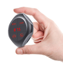 For Sale Online Q7s Car Mounted Handsfree FM Transmitter Vehicle Bluetooth MP3 Music Player Dual - Black