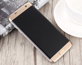 100% Original  Unlocked Samsung Galaxy S7 Edge G935 phone US version 4G 5.5 inch 12.0 MP 4GB RAM 32GB ROM ,Free  shipping 1