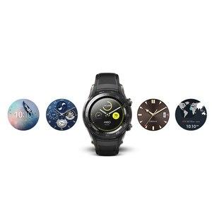 Image 5 - Oryginalny międzynarodowy Rom zegarek huawei 2 inteligentny zegarek obsługuje LTE 4G telefon do android ios z IP68 wodoodporna NFC GPS