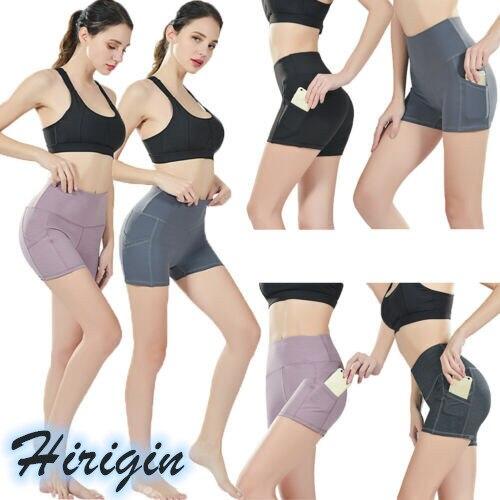 Summer Shorts New Women Sports Shorts Casual Summer Solid Fitness Jogging Run Sports Hot Shorts Size M-3XL
