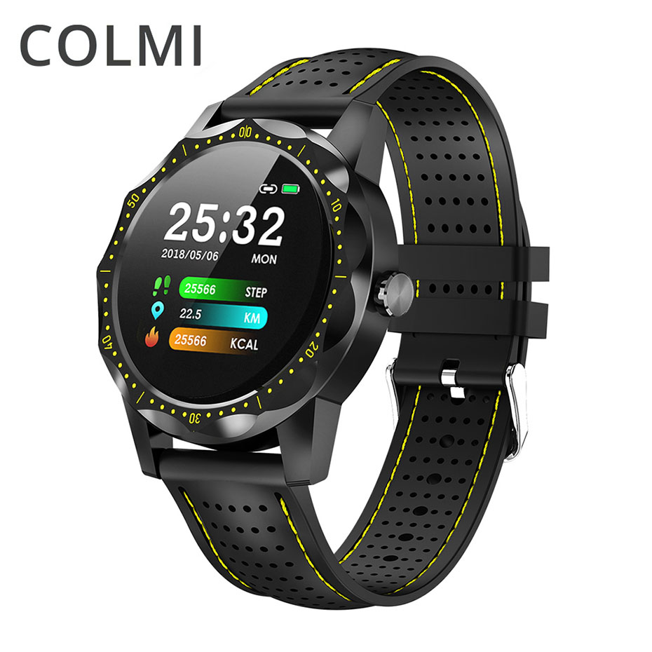 COLMI SKY 1 Smart Watch IP68 Waterproof Activity Fitness Tracker Smartwatch Men Clock for xiaomi android phone apple iphone IOSCOLMI SKY 1 Smart Watch IP68 Waterproof Activity Fitness Tracker Smartwatch Men Clock for xiaomi android phone apple iphone IOS