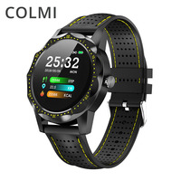 COLMI SKY 1 Smart Watch IP68 Waterproof Activity Fitness Tracker Smartwatch Men Clock for xiaomi android phone apple iphone IOS Smart Watches