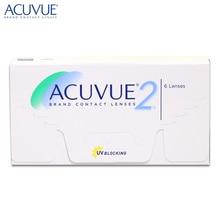 Контактные линзы Acuvue 2(6 шт) R: 8.3