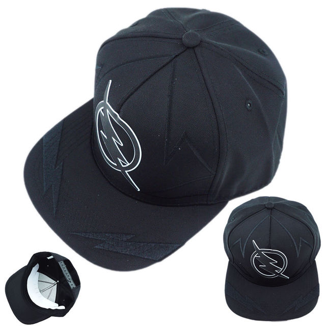 Justice League Black The Flash Hat Hero Barry Allen Adjustable Hip Hop  Baseball Snapback Caps Hats 5273c50b8fae