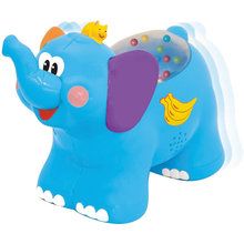 Развивающая игрушка Каталка Слоненок Kiddieland