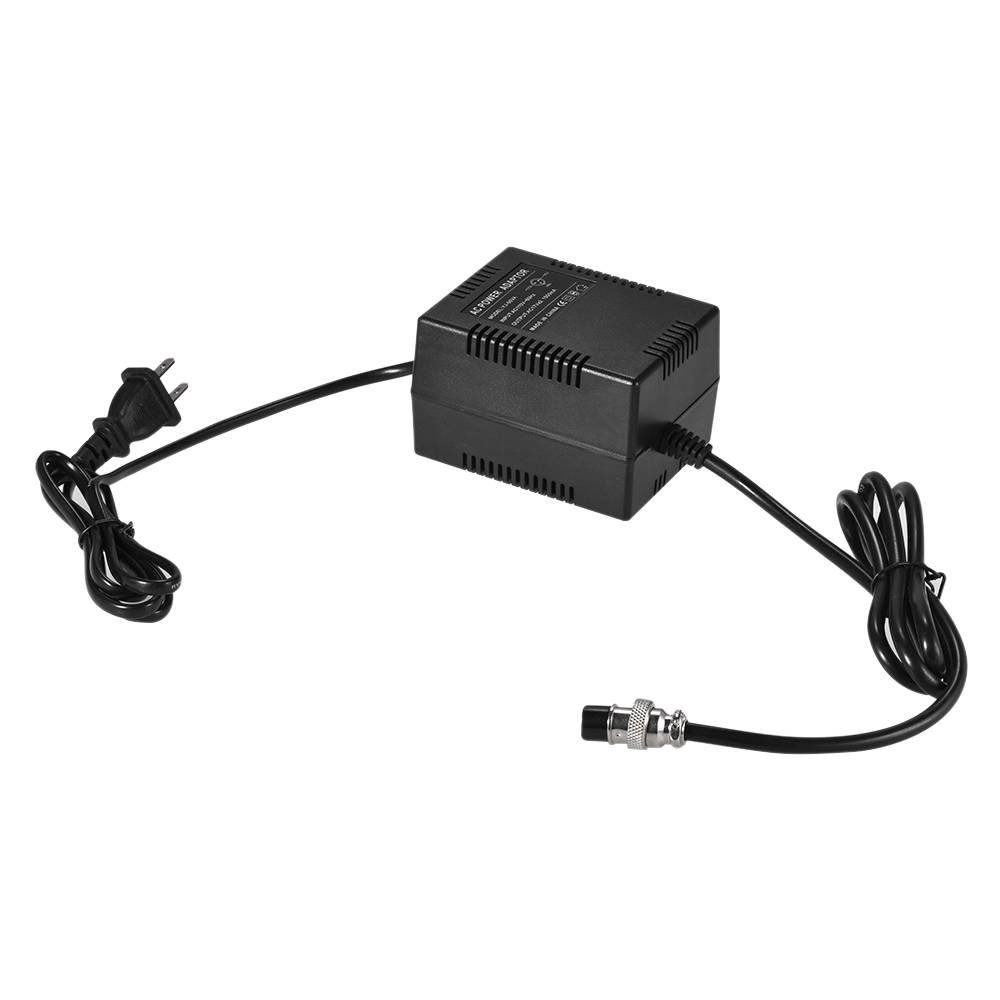 Mixer Power Supply High-power Mixing Console Power Supply AC Adapter 18V 1600mA 60W 3-Pin Connector 220V Input EU/US Plug