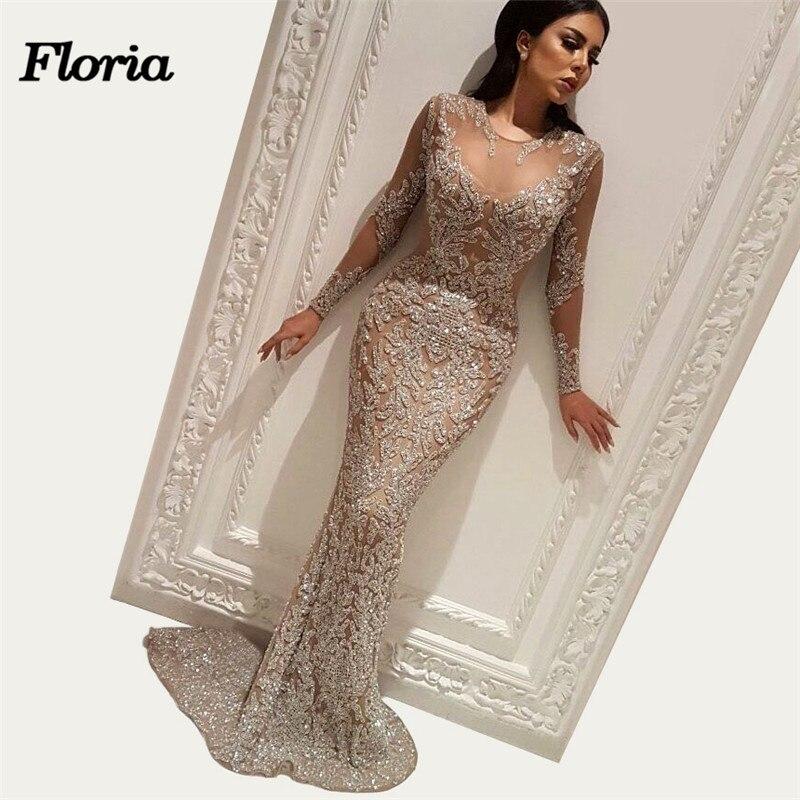 2019 Robe De Soiree Brillante Robes De Soiree Arabe Dubai Paillettes Formelle Robe De Bal Galajurk Turc Longue Robe De Fete Avondjurk Leather Bag
