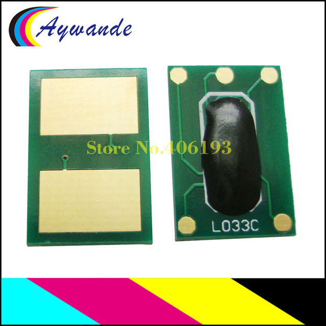 Чип картриджа с тонером для OKI C332 C332dn MC363 MC363dn C332 dn MC363 dn чип сброса 46508712 46508711 46508710