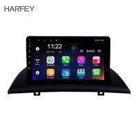 Harfey 2din Android 8,1 для BMW X3 E83 2004 2012 2.0i 2.5i 2.5si 3.0i 3.0si 2.0d 3.0d 3.0sd gps автомобильный мультимедийный плеер DAB + 1080 P