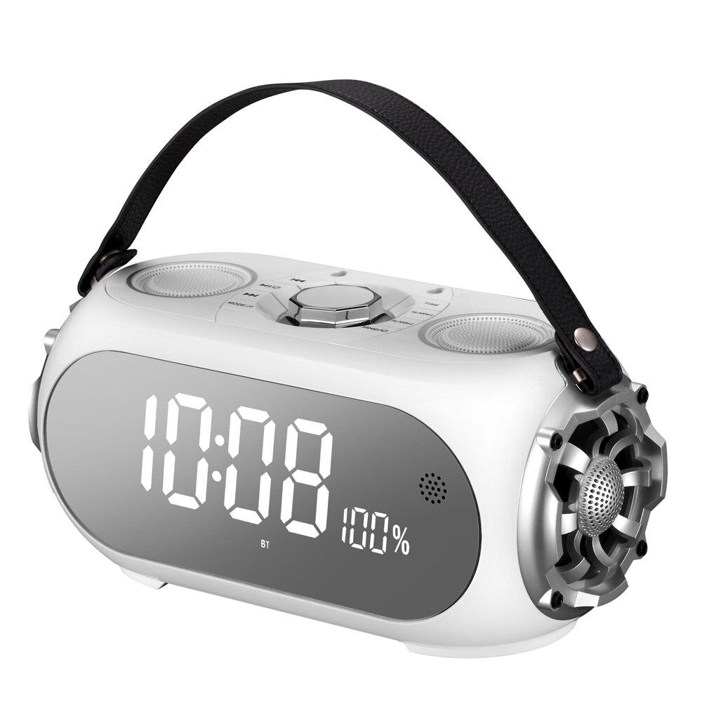 Altavoz bluetooth para exteriores con sistema de sonido TF/USB/SD Mini Bluetooth Altavoz inalámbrico portátil - 6