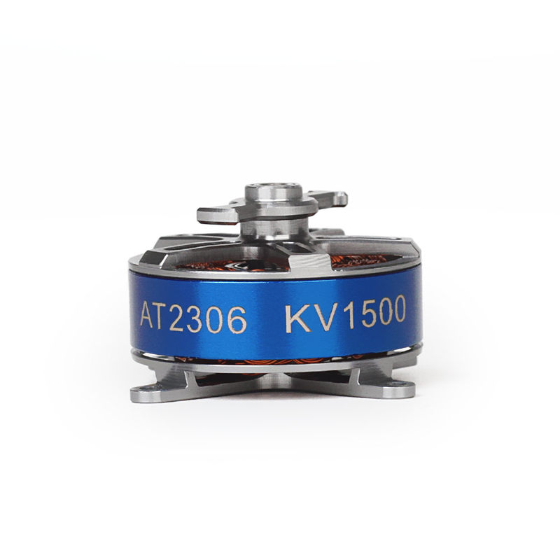 T Motor AT Series AT2306 KV1500 2 3S Brushless Motor For RC Airplane Spare Part Replacement