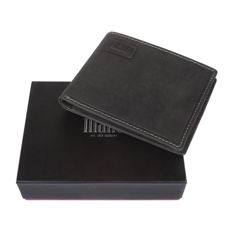 Coin Purse Mano 19902 black new fashion purse wallet female famous brand card holders cellphone pocket gifts for women money bag clutch coin purse ladies