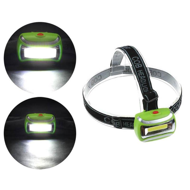 800 Lumens 3W COB Headlight LED 3 Modes Waterproof Headlamp Torch Emergency Lantern for Outdoor Activities800 Lumens 3W COB Headlight LED 3 Modes Waterproof Headlamp Torch Emergency Lantern for Outdoor Activities