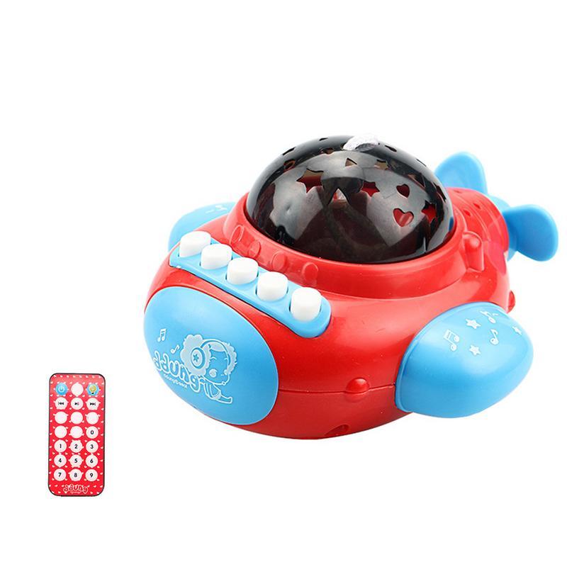 Baby Early Child Education Sleep Story Machine Star Projection Story Cashier Baby Cute Illuminated Sleep Music Toy