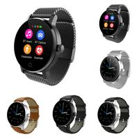 New SMA 09 Smart Watch Calling Music Playing Bluetooth smartwatch Heart Rate Monitoring Smart Watch 1.3 Inches Dropshipping