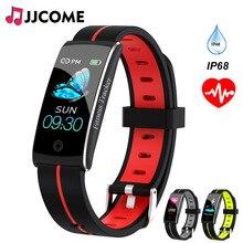 Smart Bracelet ip68 Waterproof Heart Rate Blood Pressure Monitor Birthday Remind Fitness Activity Tracker For Men Women Band