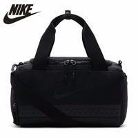 Nike официальный VAPOR JET барабан сумка Training Спорт Тренажерный зал Чемодан спортивные посылка (Тип мини) # BA5545