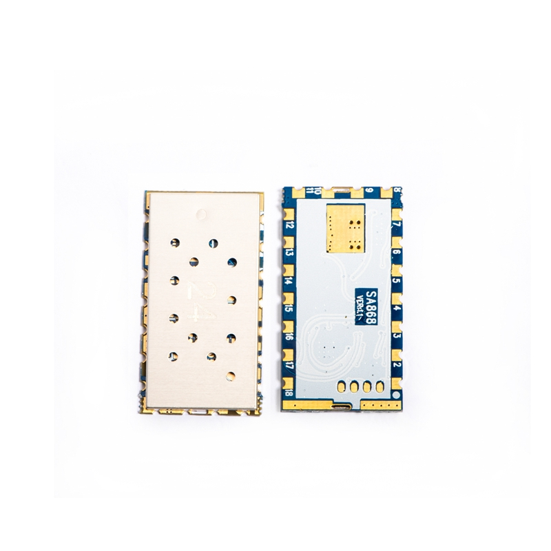 2pcs/lot RDA1846S Embedded 2W 4~6km UHF | VHFWalkie Talkie Module SA868