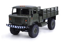 Lynrc BK-24 1/16 RC Camion Militare 4 Ruote Motrici di Telecomando Off-Road RC Auto Modello di Controllo Remoto Arrampicata auto