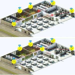 Image 5 - Hiseeu répéteur de gamme WiFi