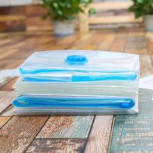 Vacuum Storage Bag Foldable Extra Large Compressed Bag bolso mujer Border Compressed organizador armario Saving Space Seal Bags(China)