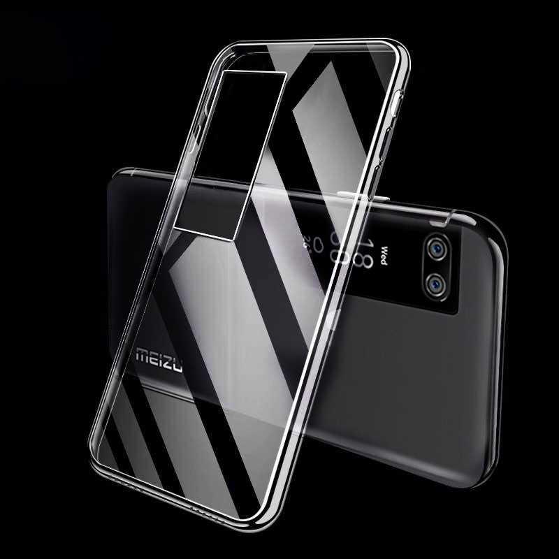 Mokoemi Fashion Clear TPU Soft Silicone 5 2 For Meizu Pro 7 Case For Meizu Pro