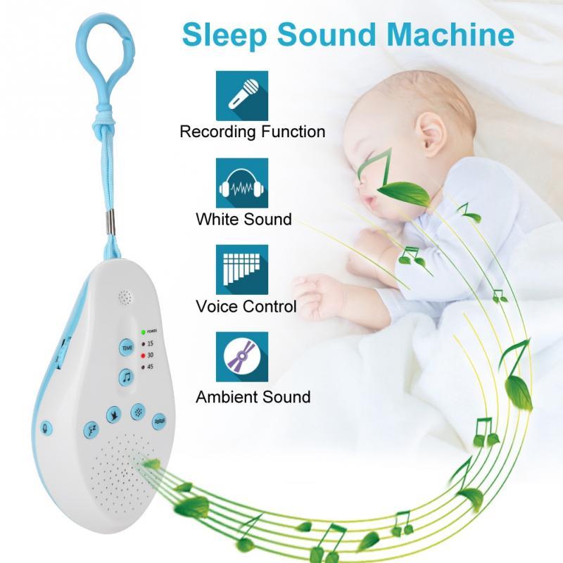 Baby Sleep Soothers White Noise Machine Timing Music Sleep ...