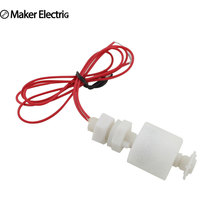 Horizontal Tank liquid 50w 220v floater switch MK-PFS4310 for water heaters