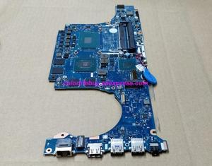 Image 5 - Oryginalne JG23N 0JG23N CN 0JG23N BBV00/10 LA D993P i5 7300HQ GTX1050 4 GB Laptop płyta główna do Dell Inspiron 7567 Notebook PC