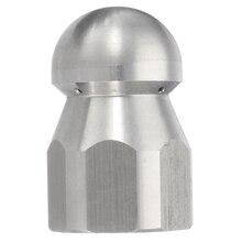 Горячая tod-труба Jetter Мойка под давлением сливная канализация очистка труб Jetter роторное сопло 5 струей(1/4 дюйма