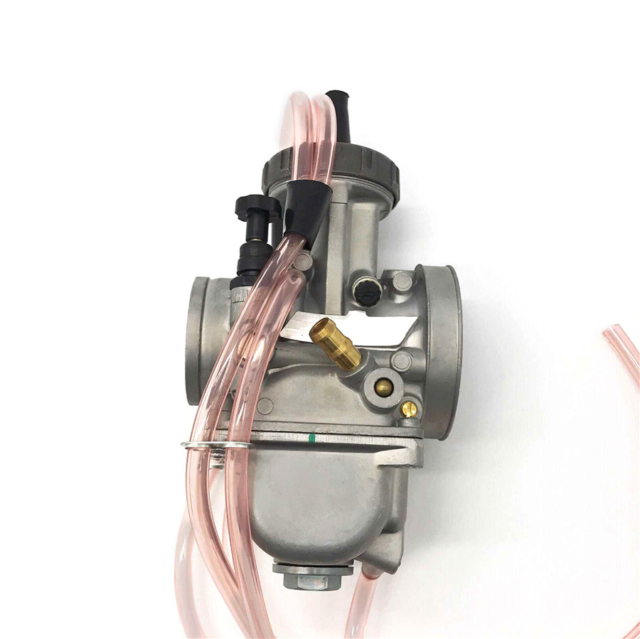 40mm Carburetor for Motorcycle Scooters Dirt Bike ATV for Yamaha Honda Suzuki Kawasaki GASGAS BSA BULTACO 2T or 4T engine in Carburetors from Automobiles Motorcycles
