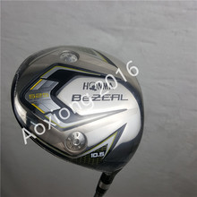 Golf clubs HONMA BEZEAL525 driver 10.5 loft Graphite shaft R or S flex Clubs  headcover