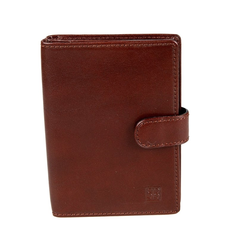Card & ID Holders SergioBelotti 2706 milano brown obo hands the best pvc plastic blank id card credit card thin cr80 available for card printer pack of 10
