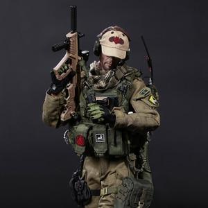 Image 5 - NFSTRIKE 30cm 1/6 Israelische Spezielle Kräfte Bewegliche Figur Military Soldat Modell Für Kinder Erwachsene Geschenk 2019 Neue