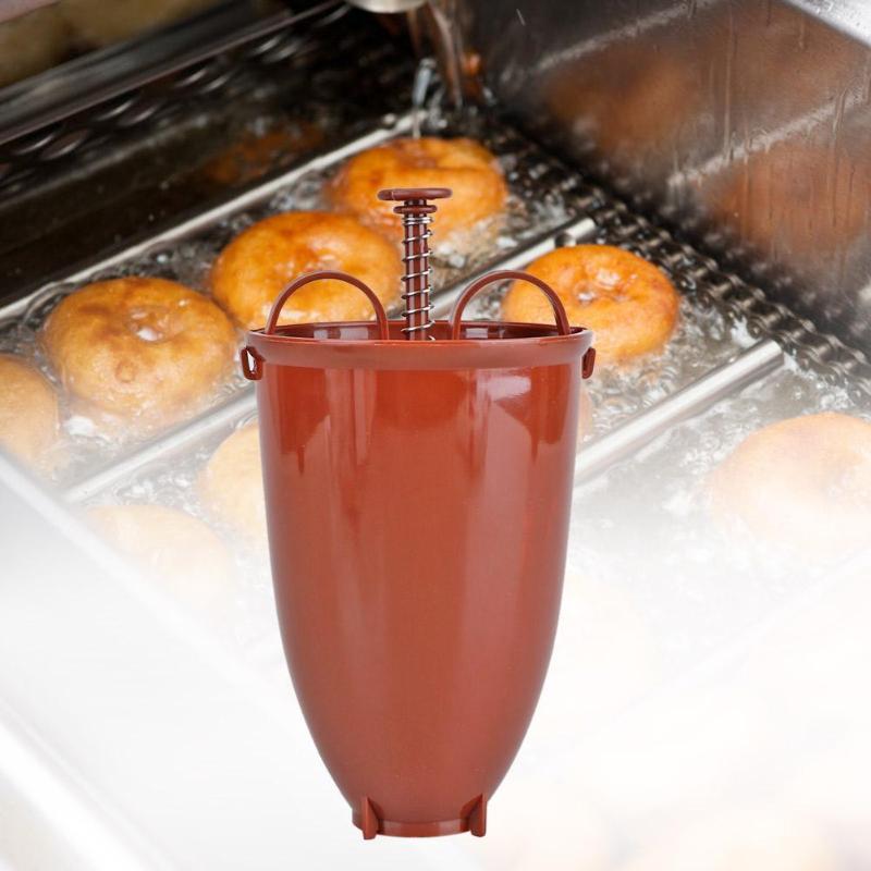Пластиковый инструмент для изготовления пончиков DIY, дозатор для пончиков, кухонные гаджеты, креативные Инструменты для выпечки, инструменты для кухни, Изделия для выпечки Формы для тортов      АлиЭкспресс