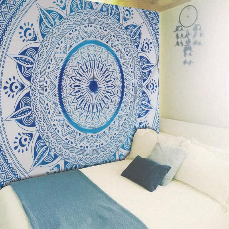 Mandala Wall Tapestries 5