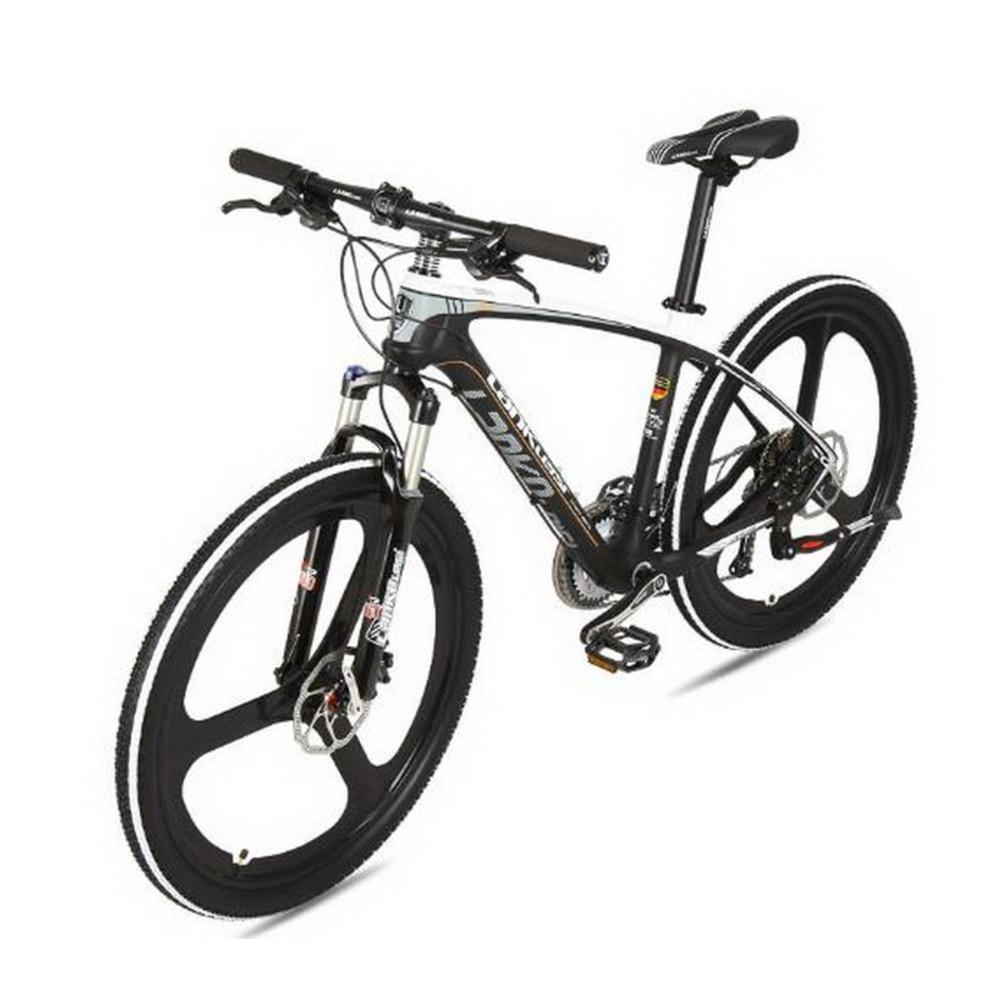 L260101/Mountain Bike / 26 Inch Carbon Fiber Mountain Bike / 27 Speed Oil Dish One Round Bike/Ergonomic Cushion