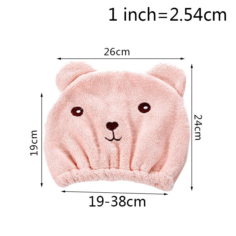 2020 NEW Good Hygroscopicity And Breathability Microfiber Hair Turban Quickly Dry Hair Hat Wrapped Towel Cap