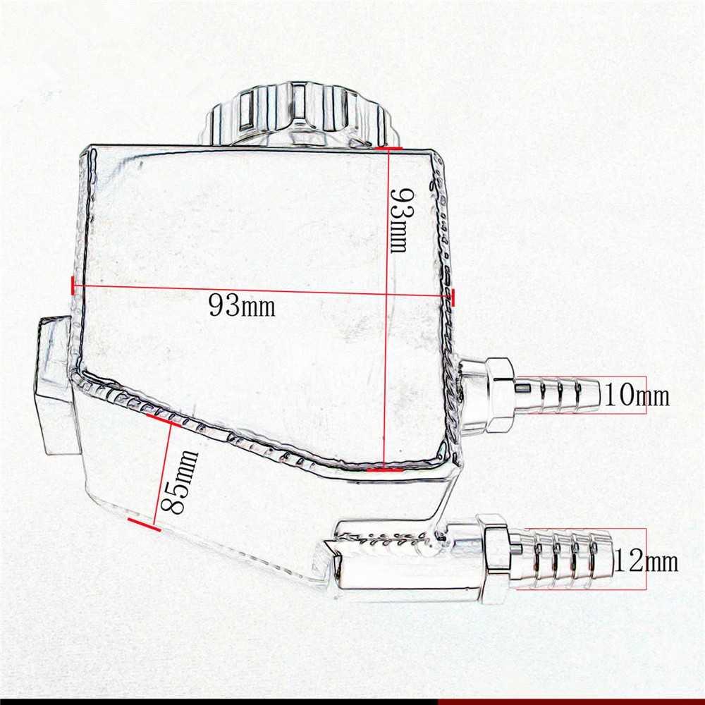hight resolution of  aluminum reservoir can for v6 v8 vt vx vu vy vz ve ls1 ls2 ls3 ls6
