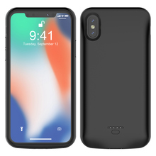 Battery Charger Case For iPhone X Xs Power Bank 3600mAh Capacity External Backup X/Xs