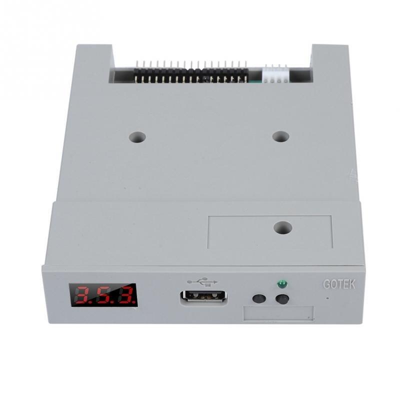 SFR1M44-U100 3.5in 1.44MB USB SSD Floppy Drive Emulator Plug And Play High Quality New 2019
