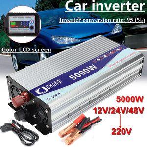 Inverter 12V/24V/48V 220V 5000