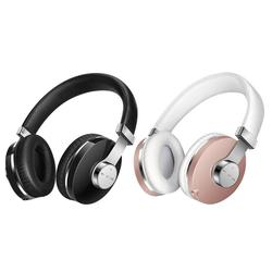 Wireless Bluetooth Headphone Stereo HIFI MP3 Sports Headset Active Noise Cancelling wireless Headset with mic for phones